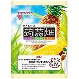マンナンライフ 蒟蒻畑パイナップル味 25g×12×12袋