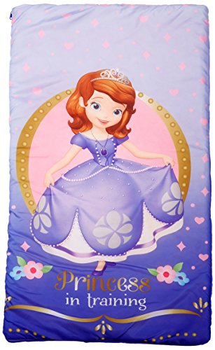 Disney Junior Sofia The First Princess in Training Slumber Bag