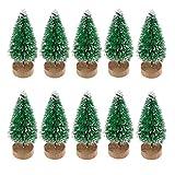 VinBee 20 PCS Artificial Mini Christmas Trees