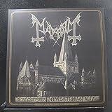 Mayhem - De Mysteriis Dom Sathanas Alive - Lp Vinyl Record