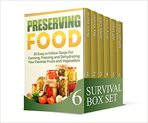 Read online Survival Box Set: 33 Easy to Follow Steps For Canning. 48 Prepper Hacks and 25 Survival Strategies that Will Save Your Life (Preserving Food, Survival Gear, survivalist) PDF, azw (Kindle), ePub