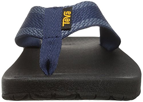 Pictures of Teva Men's M Azure Flip Sandal Feliz Navy 10 M US 1015125 6
