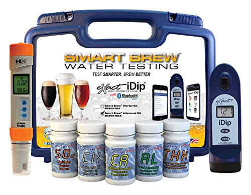 eXact iDip Photometer 486101-SB2-K Smart Brew Starter Kit with pH Meter