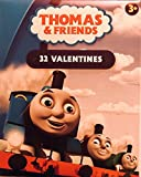 Thomas and Friends Valentines - 32 Valentine Cards
