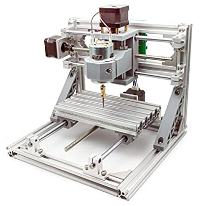 Linksprite 108301018 Diy Cnc 3 Axis Engraver Machine Pcb Milling Wood Carving Router Kit Arduino Grbl Assembled Version