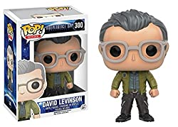 Funko POP Movies: Independence Day 2 - David Levinson Action Figure