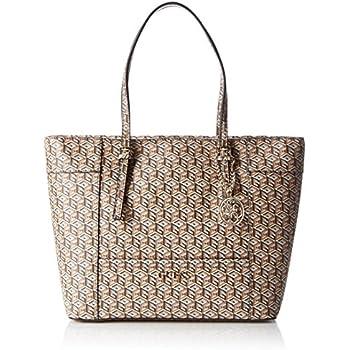 3381c50b1c42 Amazon.com  Guess Handbag Delaney Small Classic Tote