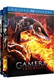 Gamera Trilogy (Guardian of the Universe / Attack of the Legion / Revenge of Iris) [Blu-ray] by Mill Creek Entertainment