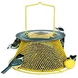 No/No Green and Yellow Sunflower Basket Bird Feeder  SB00316, My Pet Supplies