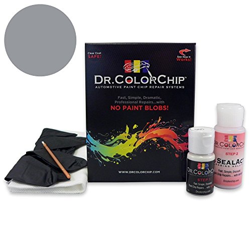 - Dr. ColorChip Ford All Other Models Automobile Paint - Light Charcoal (Striping) M5876 - Basic Kit