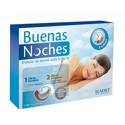 Eladiet - Buenas Noches, 30 Tablets: Amazon.co.uk: Health & Personal Care