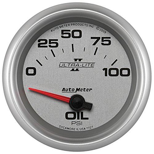 Auto Meter 7727 Ultra-Lite Pro II 2-5/8