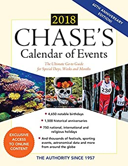 Chase S Calendar Of Events 2018 The Ultimate Go To Guide For