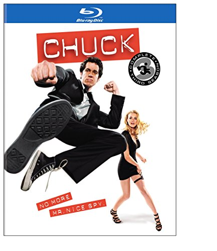 Blu-ray : Chuck: The Complete Third Season (, AC-3, Dolby, Widescreen, 4 Disc)