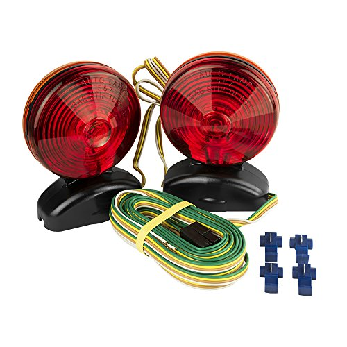 028845100440 - Peterson Manufacturing V555 Auxiliary Tow Light Kit carousel main 3