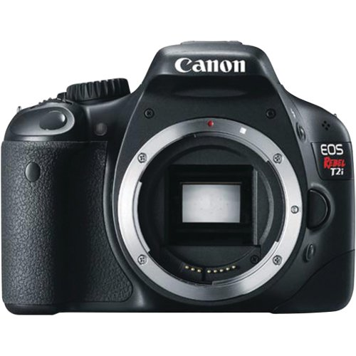 Canon EOS Rebel T2i DSLR Camera (Body Only) (Discontinued by Manufacturer)