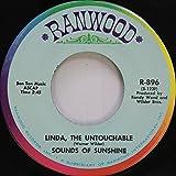Sounds of Sunshine 45 RPM Linda, The Untouchable / Love Means