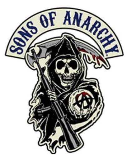 Super Patch)SONS OF ANARCHY SOA SAMCRO REAPER LICENSED BIKER PATCH BY MILTACUSA and Free eBook