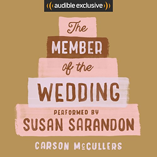 The Member of the Wedding cover