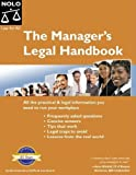 The Manager's Legal Handbook, Lisa Guerin and Amy Delpo, 1413303668