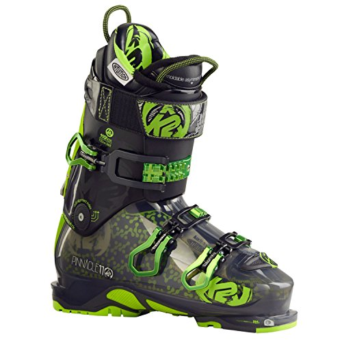 K2 Pinnacle 110 102mm Ski Boots Mens Sz 9.5 (27.5) (Mens Tour Ski Boots)