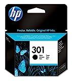 Купить HP 301 Schwarz Original Druckerpatrone für HP Deskjet, HP ENVY, HP Photosmart