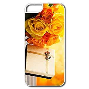 IPhone 5/5S Shell, Birthday Gift White Cases For IPhone 5/5S by icecream design