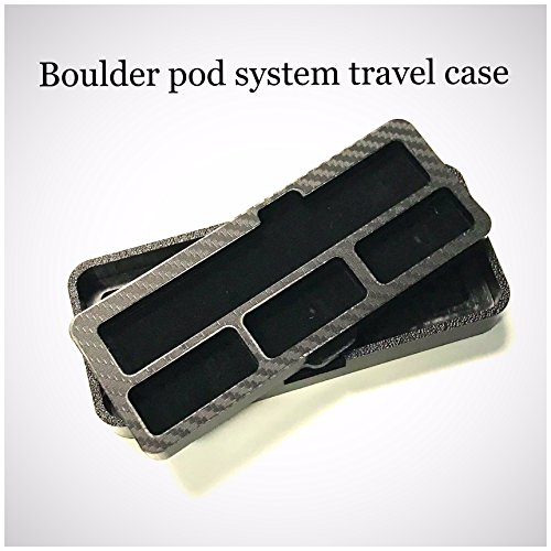 Boulder pod system travel case by Jwraps
