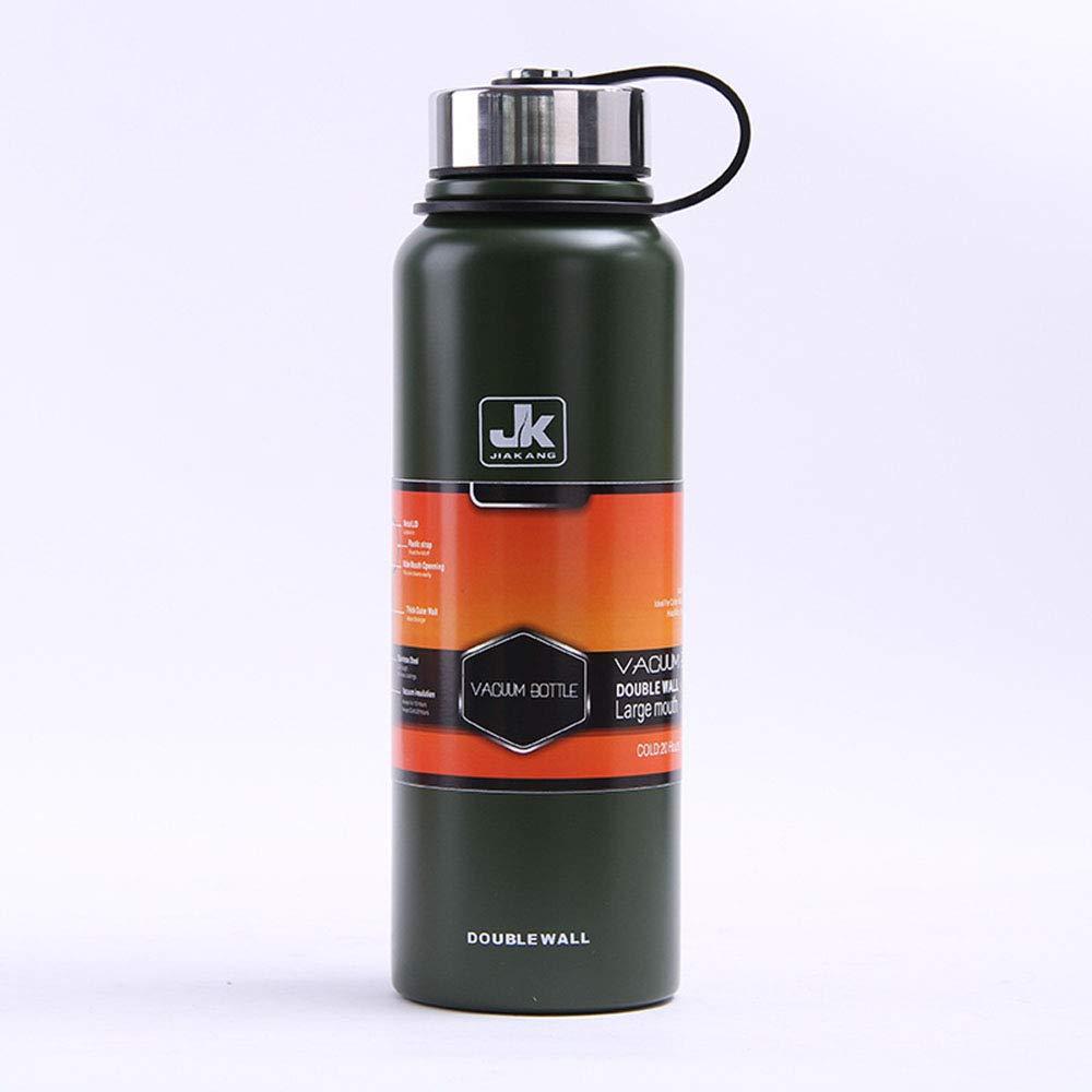 Edelstahl Kettle Sports Bottle Bottle Bottle Portable für die Arbeit Gym Outdoor Travel große Kapazität B07PZ7V15R | Ich kann es nicht ablegen  1e0d7a