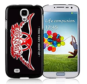 Beautiful Custom Designed Case For Samsung Galaxy S4 I9500 i337 M919 i545 r970 l720 With Aerosmith 1 Samsung Galaxy S4 Black Phone Case 004
