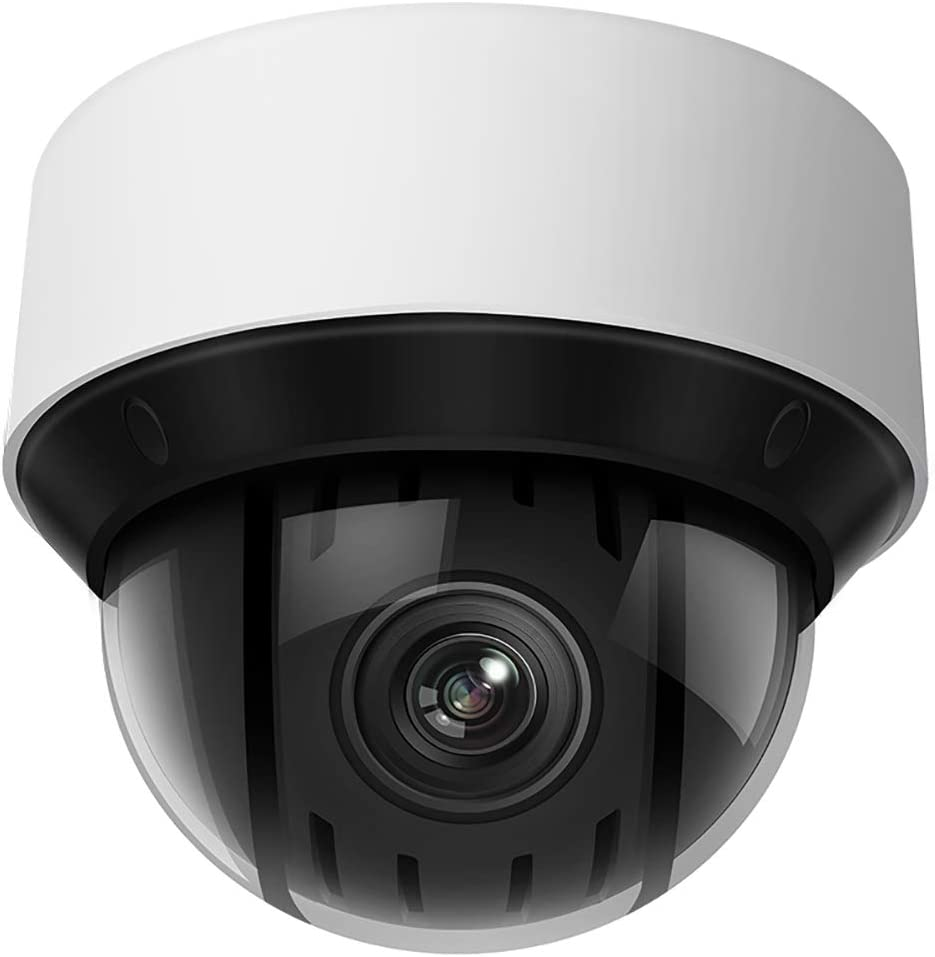 4MP PTZ Dome IP Camera OEM DS-2DE4A425IW-DE,25x Optical Zoom,4.8 120 mm Lens,165ft Night Vision H.265 H.265 Outdoor Camera with Audio Alarm I O,Auto-Tracking,360 Pan 90 Tilt,SD Card Slot