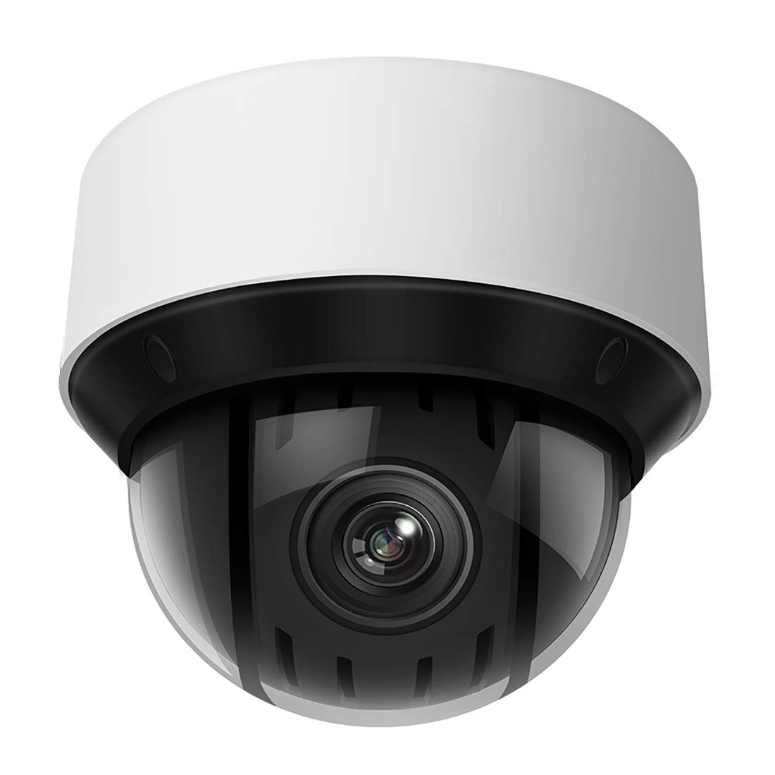 VIKYLIN PTZ 4MP Dome IP Camera OEM DS-2DE4A425IW-DE,25x Optical Zoom,4.8 120 mm Lens,165ft Night Vision H.265 H.265 Outdoor Camera with Audio Alarm I O,Auto-Tracking,360 Pan 90 Tilt,SD Card Slot