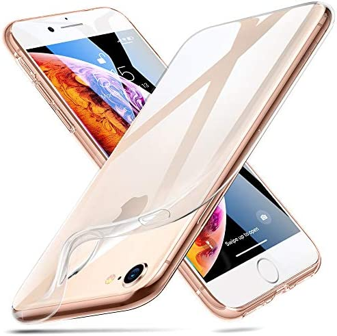iPhone Clear Flexible Cover Release