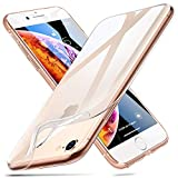 ESR iPhone 8 Case, iPhone 7 Case,Slim Clear Soft Flexible TPU Cover for 4.7' iPhone 8 (2017 Release)/ iPhone 7 (2016 Release)(Jelly Clear)