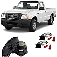 Fits Ford Ranger 1998-2011 Rear Door Factory Replacement Harmony HA-R68 Speakers New