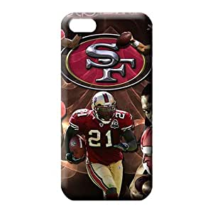 iphone 5c cell phone shells Colorful First-class Protective san francisco 49ers