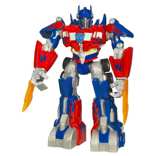 Transformers Power Bots - Optimus Prime With Sword ()