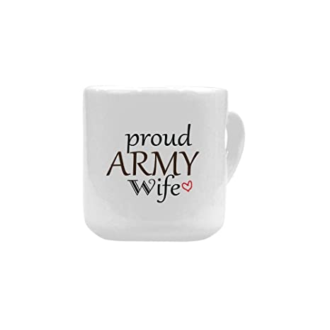 Amazon.com: Novelty Christmas/New Year Gifts For army Wife ...