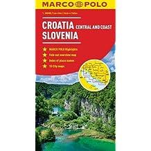 Croatia/Slovenia Marco Polo Map