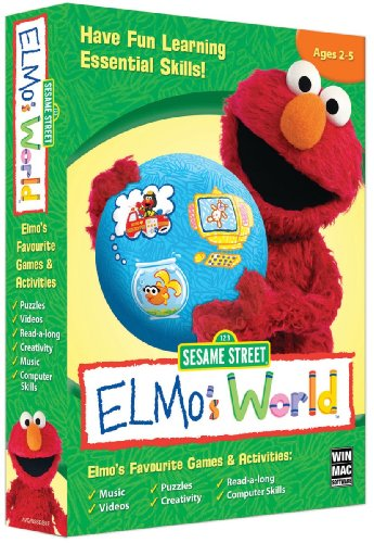 Sesame Street Elmo's World [Old Version]