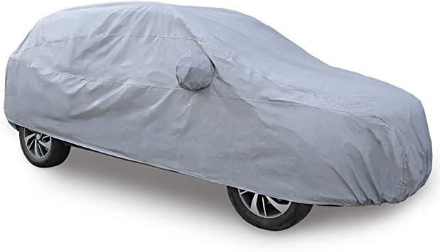 Waterproof /& Breathable Full Outdoor Protection Car Cover for Jeep Cherokee Cov