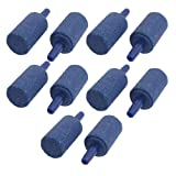 Product review for 10PCS 1-inch Mineral Bubble Release Aquarium Air Stone Airstone Blue
