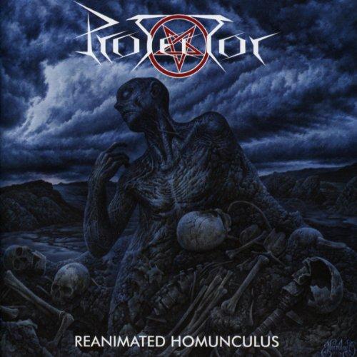 Protector: Reanimated Homunculus (Audio CD)