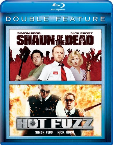 Shaun of the Dead / Hot Fuzz Double Feature [Blu-ray] by Universal Studios