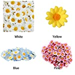 100Pcs-Gift-Flowers-Heads-Artificial-Daisy-Silk-Decoration-Wedding-Party-Bouquet-Home-Decor-Chrysanthemum-Floral-GerberaYellow