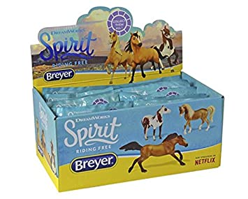 Breyer Spirit QuotRiding Freequot Surprise Blind Bag