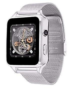 Celestech CS8 Health and Activity Tracker Smartwatch (White)