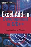 img - for Excel Add-in Development in C / C++: Applications in Finance (The Wiley Finance Series) book / textbook / text book