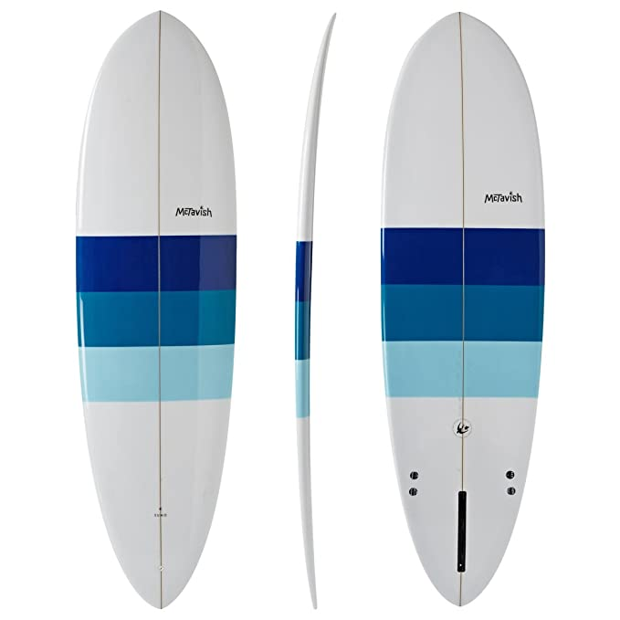 MC Tavish Sumo Tabla de Surf – Blue multicolor 3 Años