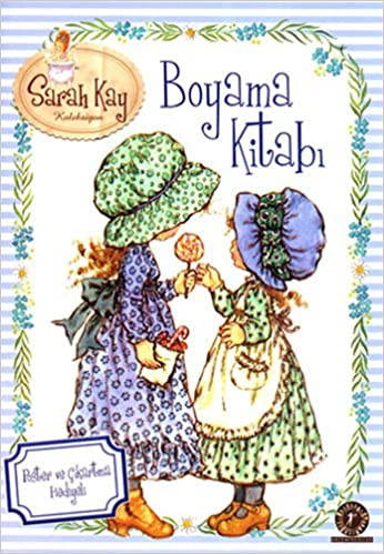 Boyama Kitabi Poster Ve Cikartma Hediyeli Sarah Kay 9786051423593